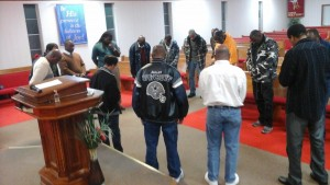 GHCF Men Praying